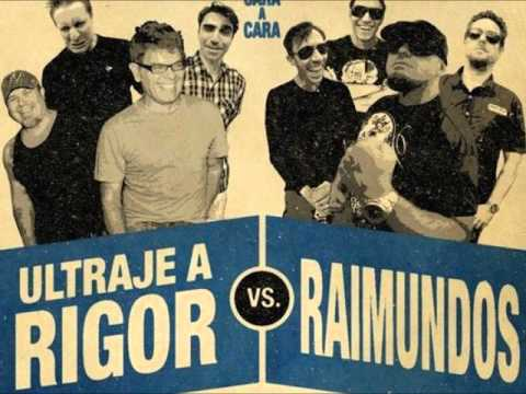 ULTRAJE A RIGOR VS RAIMUNDOS CD COMPLETO
