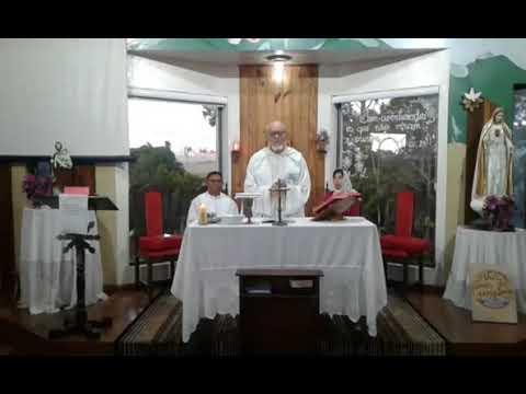 Santa Missa | 20.04.2020 | Padre José Sometti | ANSPAZ