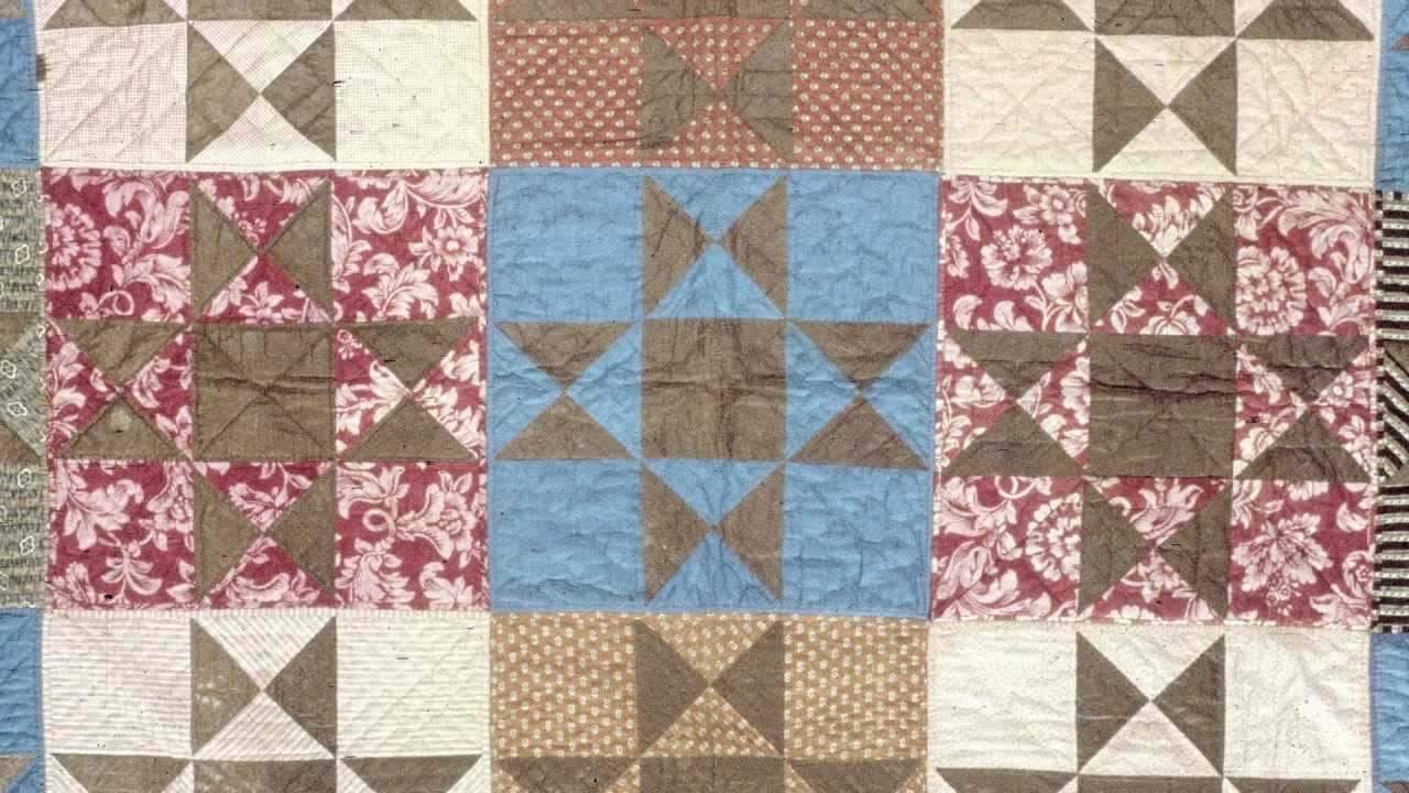 Smithsonian National Quilt Collection Civil War Sunday