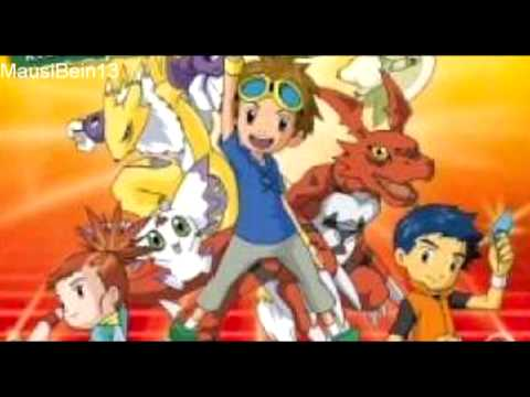 Digimon Tamers~Soundtrack~Eine Vision (Deutsch/German)
