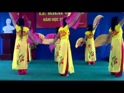 Múa Nét Việt - Cao Đẳng Khóa I - Đại Học Trưng Vương