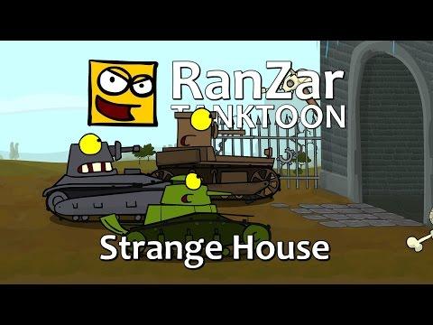 Tanktoon - Zvláštny dom