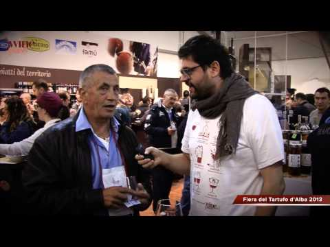 Alba Truffle Fair 2013 - Flash Interview - Spanish Wine Lover