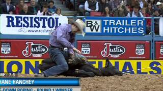 2013 Wrangler NFR Round 1 Highlights