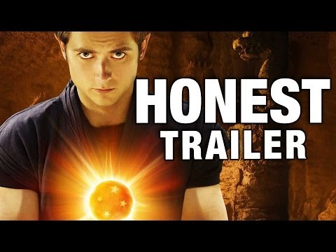 Honest Trailers - Dragonball Evolution (Feat. TeamFourStar), Honest Trailers - Dragonball Evolution (Feat. TeamFourStar) - YouTube