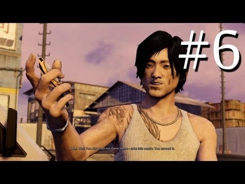 Sleeping Dogs Walkthrough - Part 6 - Stick Up and Delivery - (PC/PS3/Xbox360)