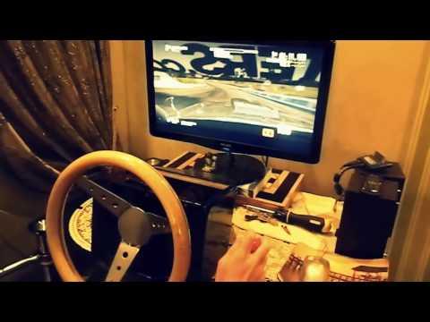 Как сделать руль для компьютера из руля