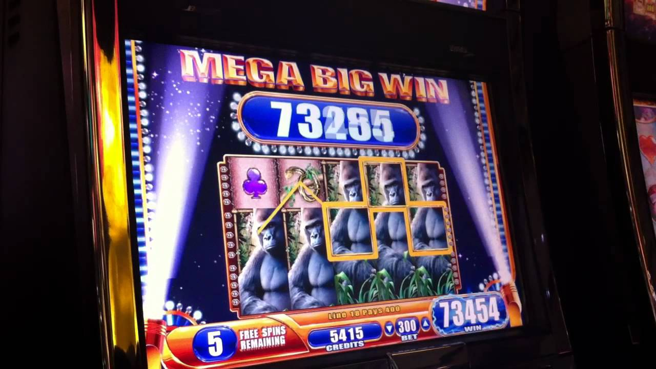 how to win big at the casino slot machines