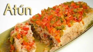 Receta de Arrollado Estilo Tuna Roll