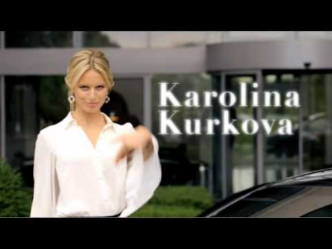 Karolina Kurkova new starparfume from LR Health & Beauty Systems