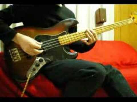 Taxman - The Beatles (Bass guitar)