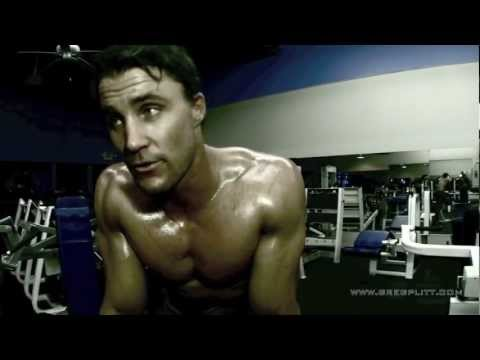 Greg Plitt - Never Looking Back Workout Preview - GregPlitt.com