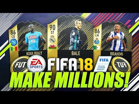 BUY THESE CARDS BEFORE IT'S TOO LATE... (FIFA 18 TOTW 17 Investing Tips)