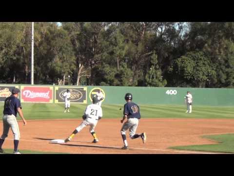High School Baseball: Long Beach Millikan vs. LB Poly