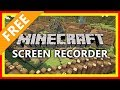 The Best 100% Free Minecraft Screen Recorder