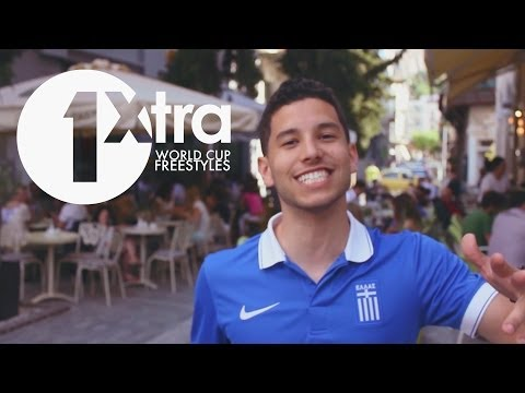 Greece - 1Xtra World Cup Freestyles