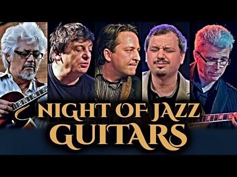Night of Jazz Guitars - Jazzwoche Burghausen 2011