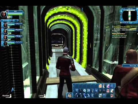 STO| RISE OF THE REDSHIRT S2E16 &quot;Temple Of The Pah-Wraiths&quot;