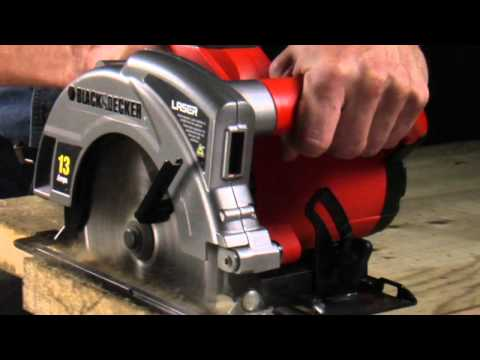 Black & Decker - Circular Saw