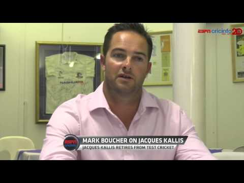 Boucher: Right time for Kallis to retire