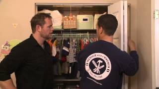 How To Fix Bi-Fold Closet Doors With Mensch With A Wrench