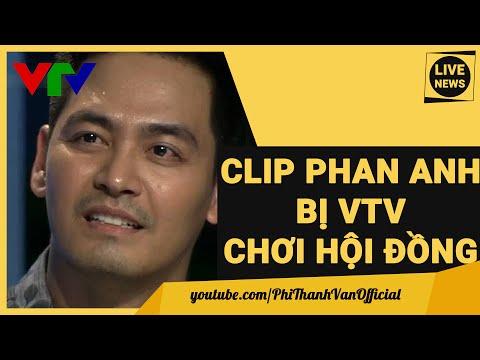 Clip MC Phan Anh Bị VTV Đấu Tố Chặt Chém Hội Đồng: Chia Sẻ Mạng Xã Hội Để Làm Gì? 60 Phút Mở