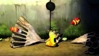 Larva - Včela