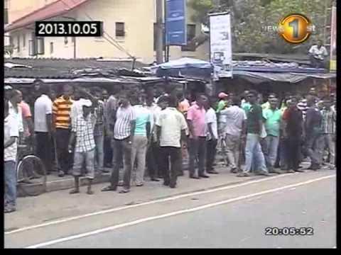 Shakthi Tv News 1st tamil - 7.10.2013 - 8 pm