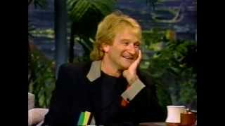 Robin Williams Final Appearance on Tonight Show with Johnny Carson,  1992