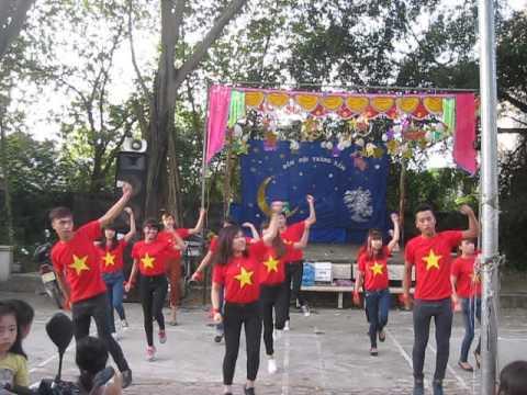 Nhảy Flashmob: Dark Horse - Timber - Việt Nam ơi