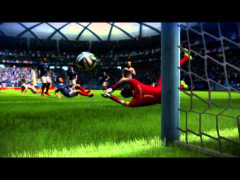 EA SPORTS 2014 FIFA World Cup [PEGI 3] -  Gameplay Trailer