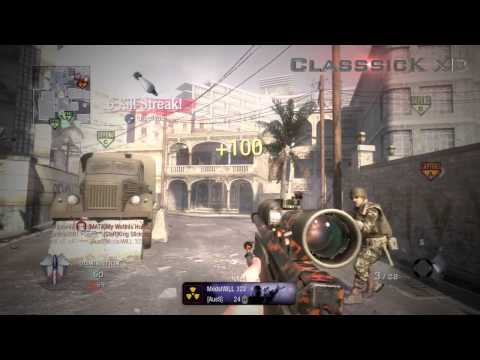 Black Ops Montage + 3 in 1 Tomahawk Kill