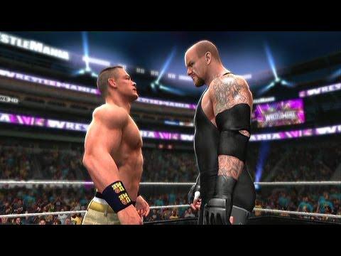 Undertaker Vs John Cena Wrestlemania 30 John Cena vs Un...