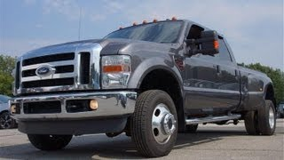 2008 Ford F350 Super Duty Crew Cab Dully Diesel 4WD Pick-up videos