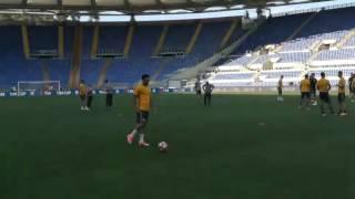 Verso Juve-Lazio: sfida di tiri tra Allegri e Buffon