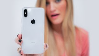 2 Weeks with iPhone X