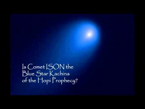 Is ISON the Blue Kachina of Hopi Prophecy?