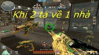 [ Bình Luận CFQQ ] M4A1-S Guan Yu Spirit ( VIP ) - Tiền Zombie v4
