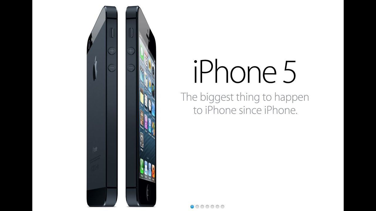 Iphone 5 release date in us