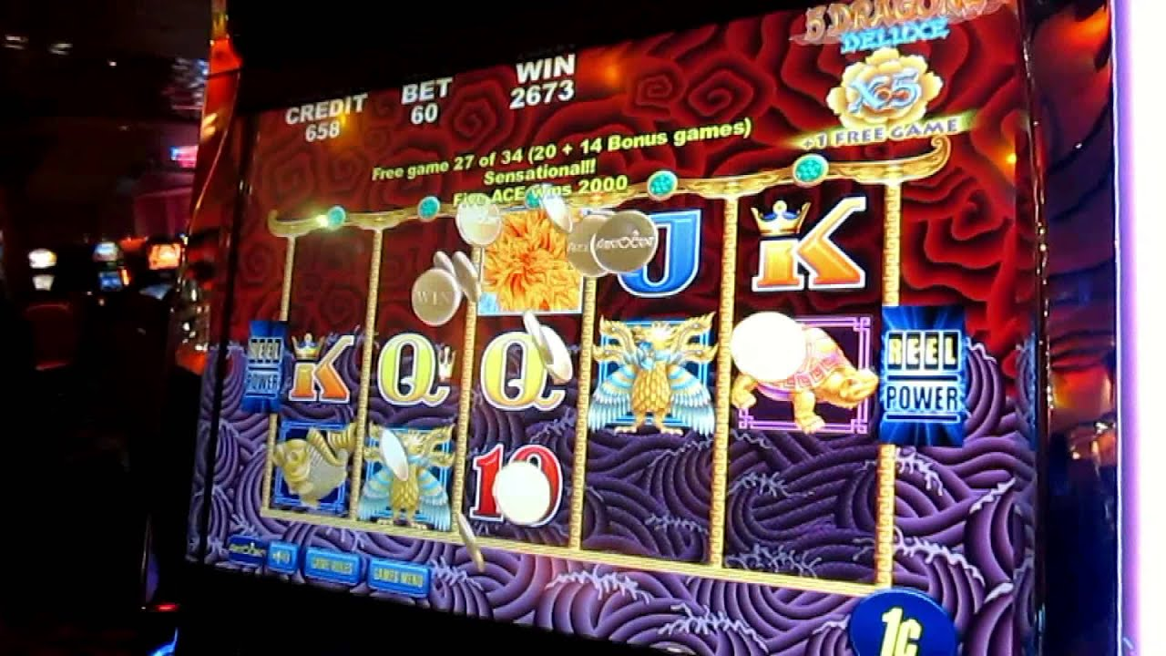 5 dragon slots big wins