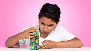 Kids Try Snacks from the 90s | Kids Try | HiHo Kids