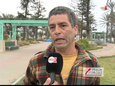 من جهة لجهة- سيدي إفني: تأهيل المسالك الطرقية على مستوى المناطق السياحية