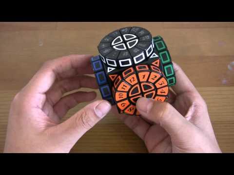 世界上最難破解的魔術方塊!