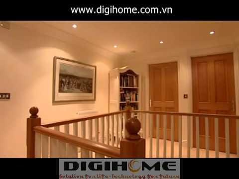 Giới thiệu giải pháp ngôi nhà thông minh không dây Digihome.mp4