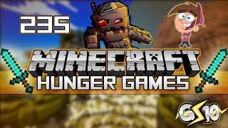 Minecraft Hunger Games w/ Graser! Game 235 - Timmy Turner!