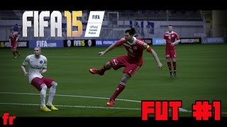Fifa 15 Gameplay FR ( Xbox One ) #1 Ultimate Team Les