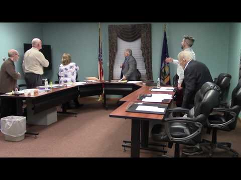Champlain Town Board Meeting 3-10-20