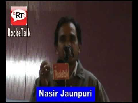 Teri Yaad Bhulane Se Pahle Ghazal by Nasir Jaunpuri  Must Watch Beautiful Voice