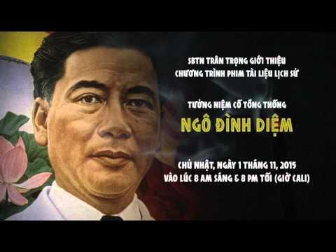 SBTN trình chiếu chương trình phim tài liệu tưởng niệm cố Thổng thống Ngô Đình Diệm
