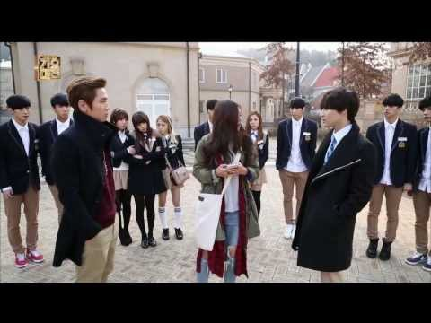 131229 Part 1 Master's Sun   Heirs Parody @2013 SBS Gayo Daejeon